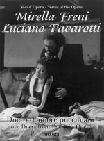 Mirella Freni & Luciano Pavarotti - Love Duets from Puccini's Operas: For Soprano & Tenor with Piano