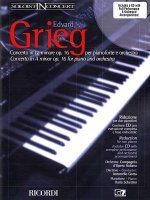Concerto in a Minor, Op. 16: For Piano and Orchestra Soloist in Concert Series