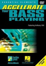 Accelerate Your Bass Playing [With Lesson Book]