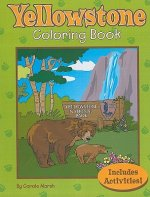 Yellowstone Coloring Book
