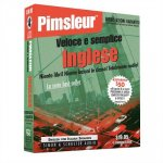 Pimsleur English for Italian Quick & Simple Course - Level 1 Lessons 1-8 CD: Learn to Speak and Understand English for Italian with Pimsleur Language