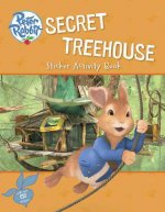 Secret Treehouse Sticker Activity Book