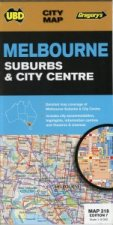 Melbourne Suburbs & City Centre