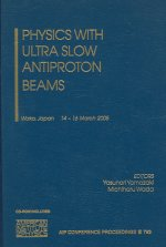Physics with Ultra Slow Antiproton Beams