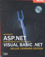 ASP.Net with visual basic.net deluxe learning edition