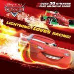 Lightning Loves Racing! [With Valentine Cards]