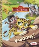 Baboons! (Disney Junior: The Lion Guard)