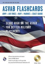 ASVAB Flashcard Book with CD