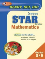 California Star Mathematics, Grades 8-9