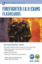 Firefighter I and II Exams Flashcards with Access Code