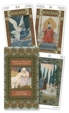Tarot of the Thousand and One Nights (78 Cards with Instructions)