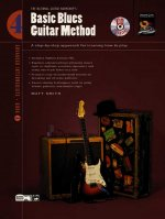 Basic Blues Guitar Method, Bk 4: A Step-By-Step Approach for Learning How to Play, Book & CD
