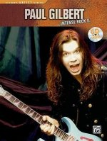 Paul Gilbert -- Intense Rock II: Book & CD