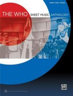 The Who Sheet Music Anthology