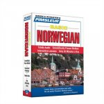 Pimsleur Basic Norwegian [With Free CD Case]