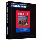 Swahili, Comprehensive: Learn to Speak and Understand Swahili with Pimsleur Language Programs