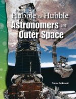From Hubble to Hubble: Astronomers and Outer Space