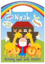 My Carry-Along Noah: Activity Book with Stickers