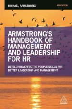Armstrong's Handbook of Management and Leadership for HR