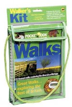AA Pocket British Walks Kit