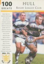 Hull: Rugby League Football Club