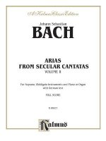Arias from Secular Cantatas, Volume 2