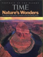 Time Nature's Wonders: The Science and Splendor of Earth's Most Fascinating Places