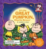 It's the Great Pumpkin, Charlie Brown [With 30 Reusable Stickers]