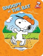 Snoopy at the Bat