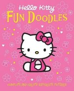 Hello Kitty Fun Doodles: Create and Complete Supercute Pictures