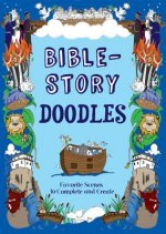 Bible Story Doodles: Favorite Scenes to Complete and Create