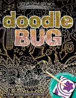 Scratch & Stencil: Doodle Bug [With Stencils and Black Scratch Paper]