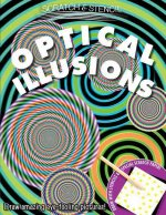 Scratch & Stencil: Optical Illusions [With Stencils and Black Scratch Paper]