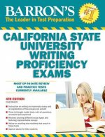 Barron's California State University Writing Proficiency Exams