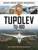 Tupolev Tu 160: Soviet Strike Force Spearhead