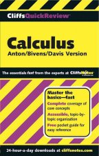 Calculus: Anton/Bivens/Davis Version