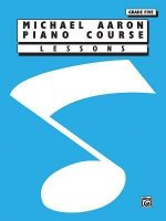 Michael Aaron Piano Course Lessons: Grade 5
