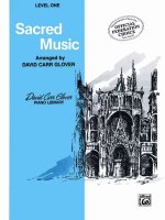 Sacred Music: Level 1