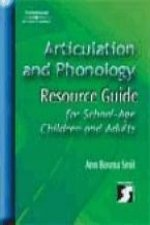 Articulation and Phonology Resource Guide for School-Age Children and Adults