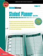 Notebook Reference Student Planner: Grades 4-8