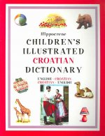 Children's Illustrated Croatian Dictionary