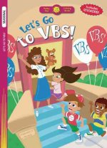 Let's Go to VBS! [With Stickers]