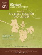 KJV Bible Teacher and Leader Summer 2013