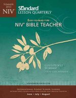 NIV Bible Teacher Summer 2013