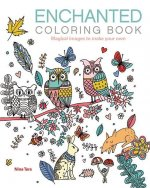 Enchanted Coloring Book: Magical Images to Make Your Own