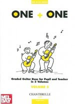 One + One, Volume 3: Graded Guitar Duos for Pupil and Teacher in 3 Volumes
