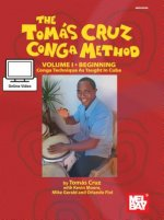 Tomas Cruz Conga Method Volume 1 - Beginning