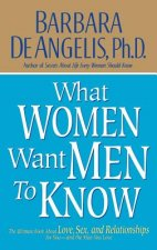 What Women Want Men to Know: The Ultimate Book about Love, Sex, and Relationships for You-Andthe Man You Love