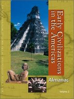 Early Civilizations in the Americas Almanac