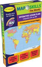 Map Skills: The World Iwb: Ready-To-Use Digital Lesson Plans